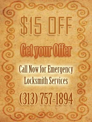 Locksmith Dearborn MI offer